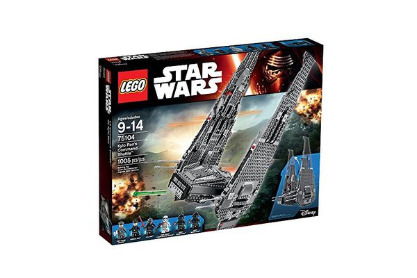 Lego Star Wars Kylo Ren's Command Shuttle