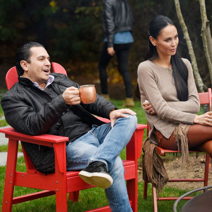 Michael and Jules Wainstein.