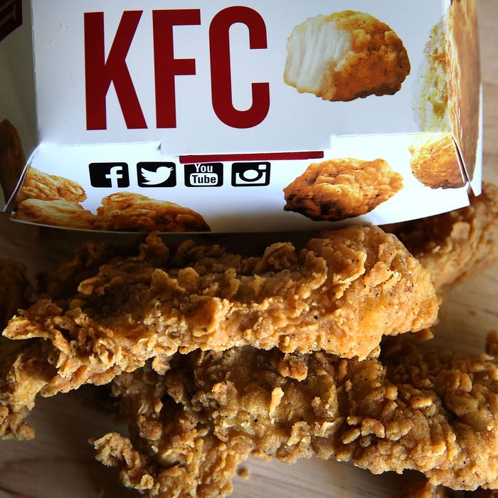 Kentucky Fried Catastrophe.