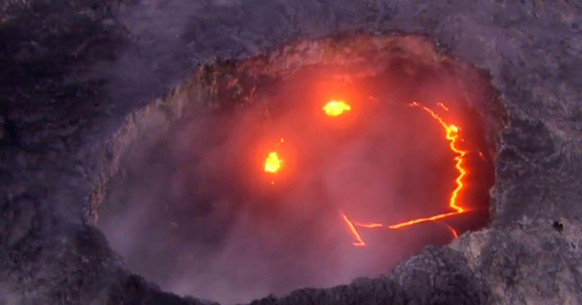 Who Among Us Has Not Felt Like This Smiling Volcano