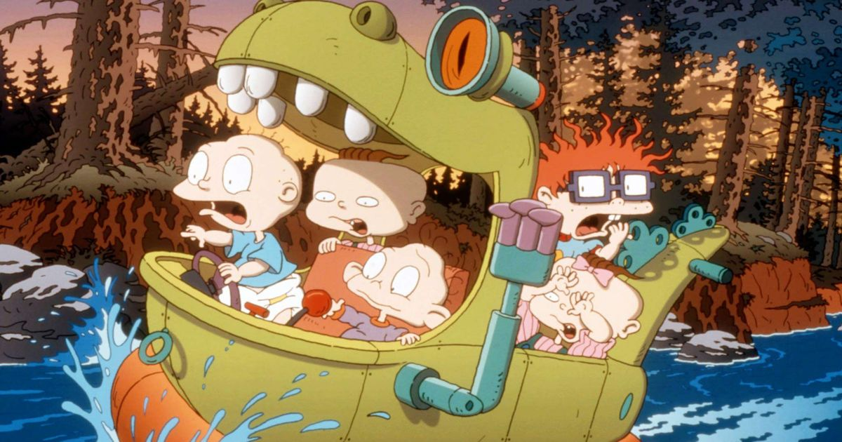 Rugrats Reboot Series to Hit Paramount+ With Original Voice Cast