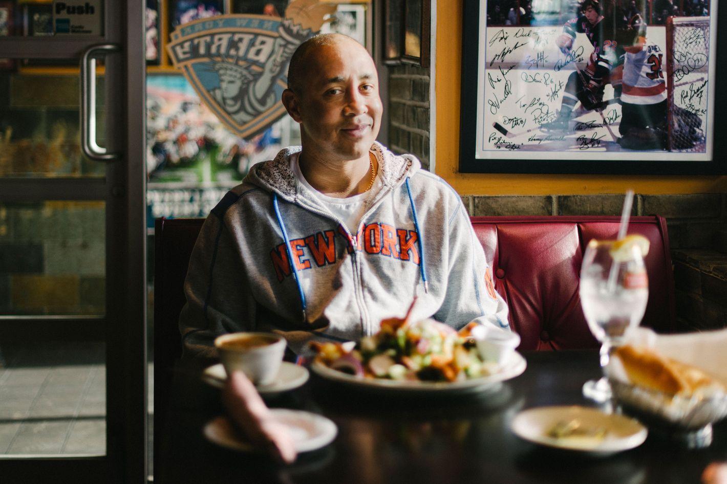 NBA Great John Starks s Grub Street Diet
