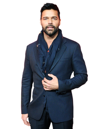 Ricky Martin On American Crime Story Versace And Coming Out