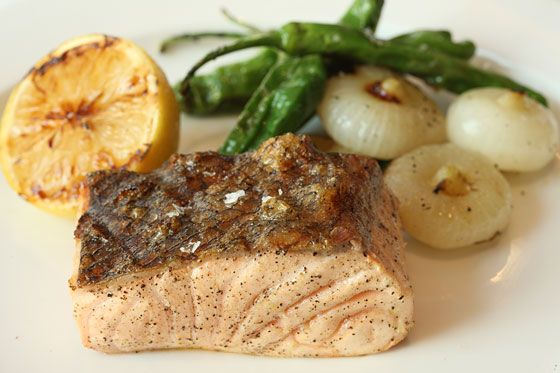 May we interest you in some Steelhead salmon?