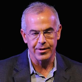 The New Yorker Festival 2014 - Income Inequality With David Brooks, Jacob Hacker, And Nelini Stamp Moderated By George Packer