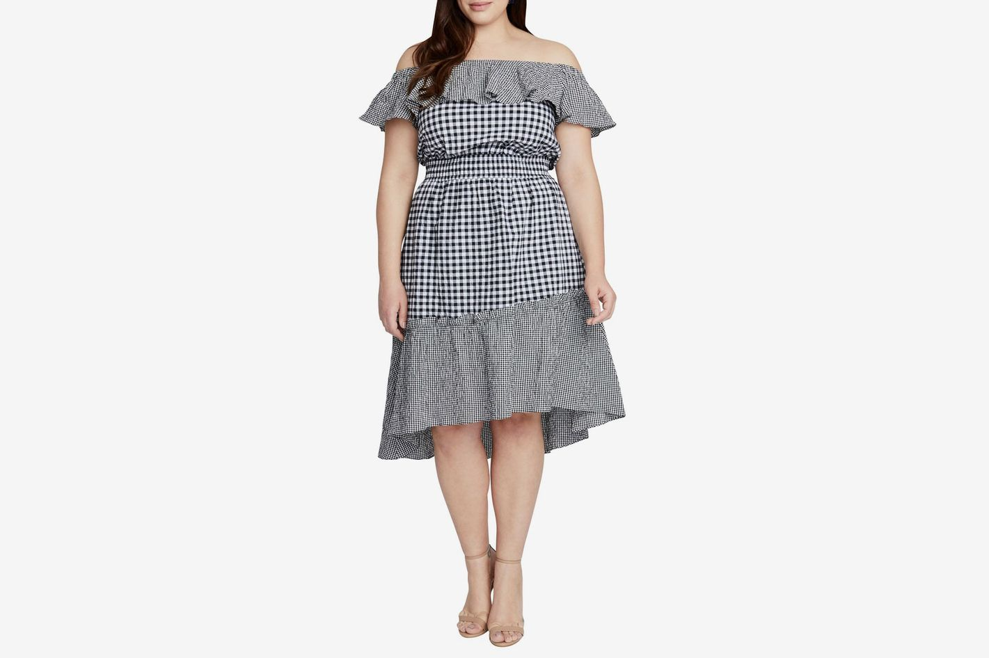Rachel Rachel Roy Gingham Dress
