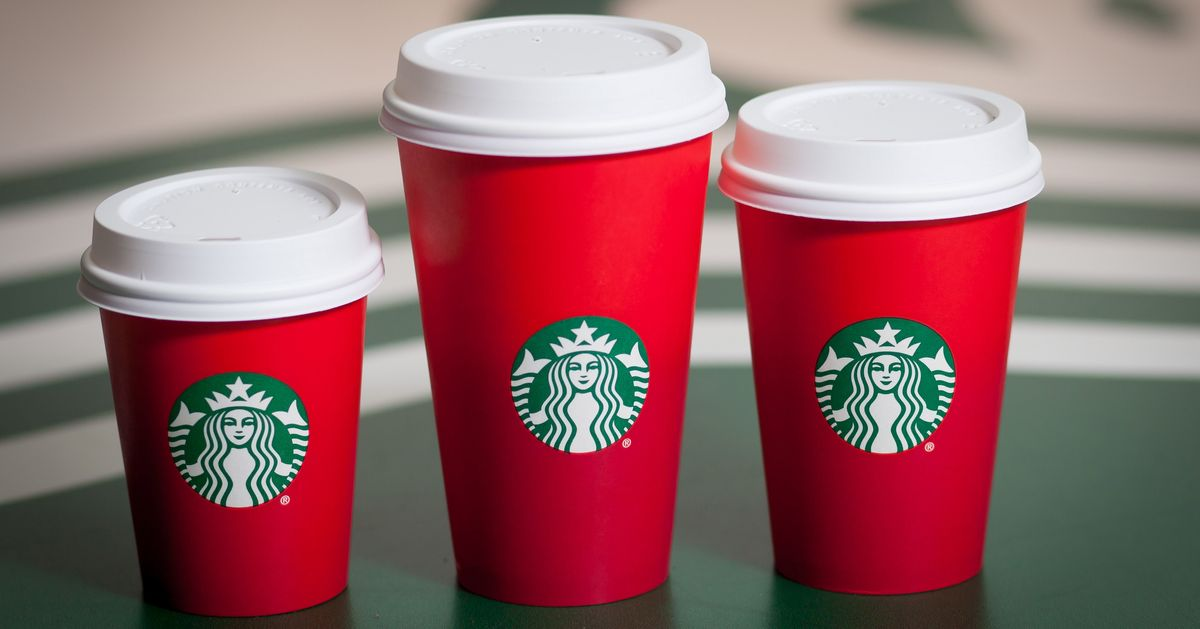 Starbucks Christmas.Today In People Are So Dumb Starbucks S Alleged War On
