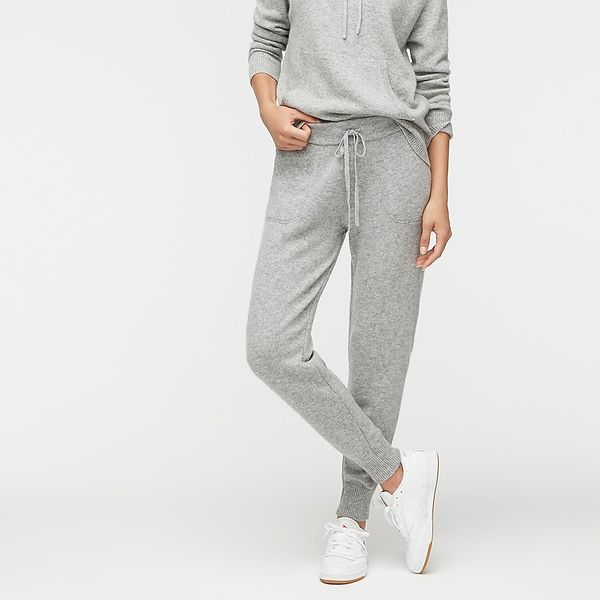 J. Crew Everyday Cashmere Joggers
