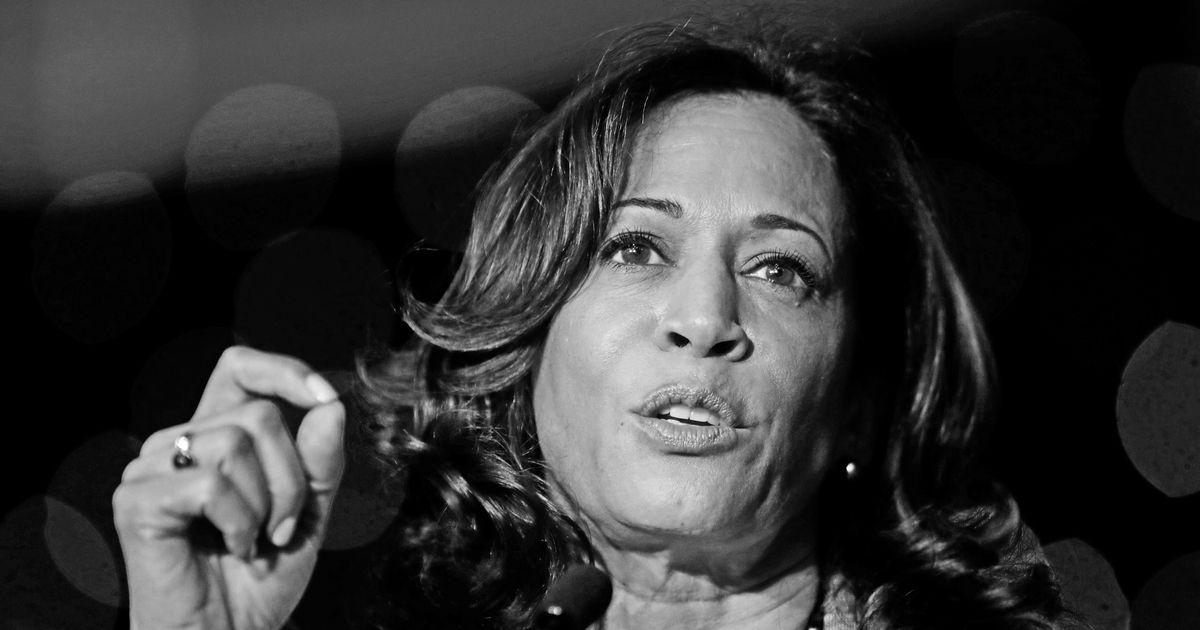 Kamala Harris Doesn't Want to Be Anyone's Vice-President