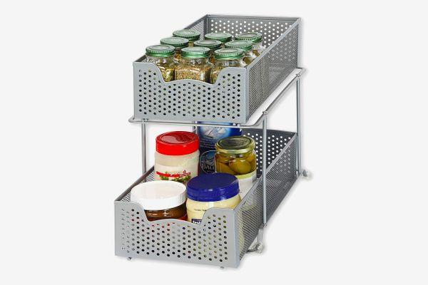 19 Best Kitchen Cabinet Organizers 2019, Spice Rack Organizer For Kitchen Cabinets