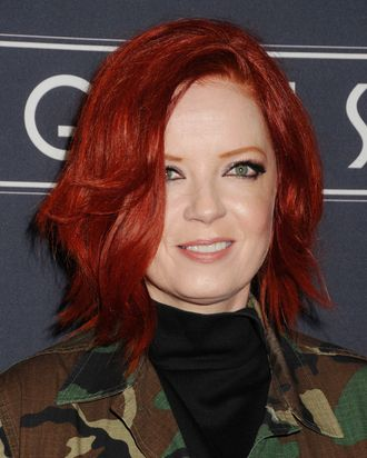 Shirley Manson wants you to get away. Very far away.