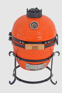 Ember Orange Ceramic OVO Small