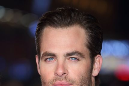 "LONDON, ENGLAND - JANUARY 20:  Chris Pine attends the UK Premiere of ""Jack Ryan: Shadow Recruit"" at Vue Leicester Square on January 20, 2014 in London, England.  (Photo by Mike Marsland/WireImage)"