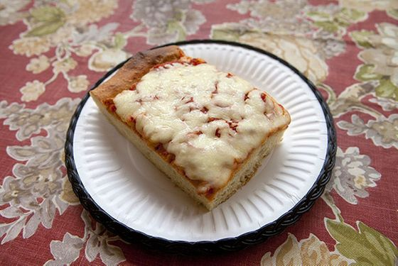 "<b>Sicilian Pizza</b>    <a href=""http://www.diprimadolci.com/"">DiPrima Dolci</a>    <i>Portland, Oregon</i>  This New Yorker in the northwest offers fluffy, light Sicilian pizza both by the slice and whole pie, taken seriously enough to get more than just one obligatory treatment. Here you'll find a broad, delicious focaccia-style crust with mozzarella-topped marinara and additions like meatball, pork sausage, and pepperoni."