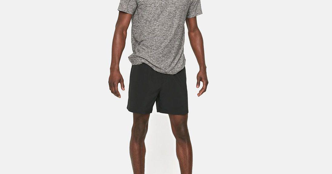 12 Best Gym Shorts for Men: Running, CrossFit, Yoga 2018