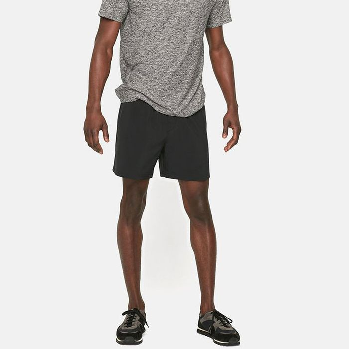 d38f105a7c969 Though finding a pair of gym shorts seems like a simple task, there are  plenty of things to consider: length, range of motion, moisture-wicking, ...