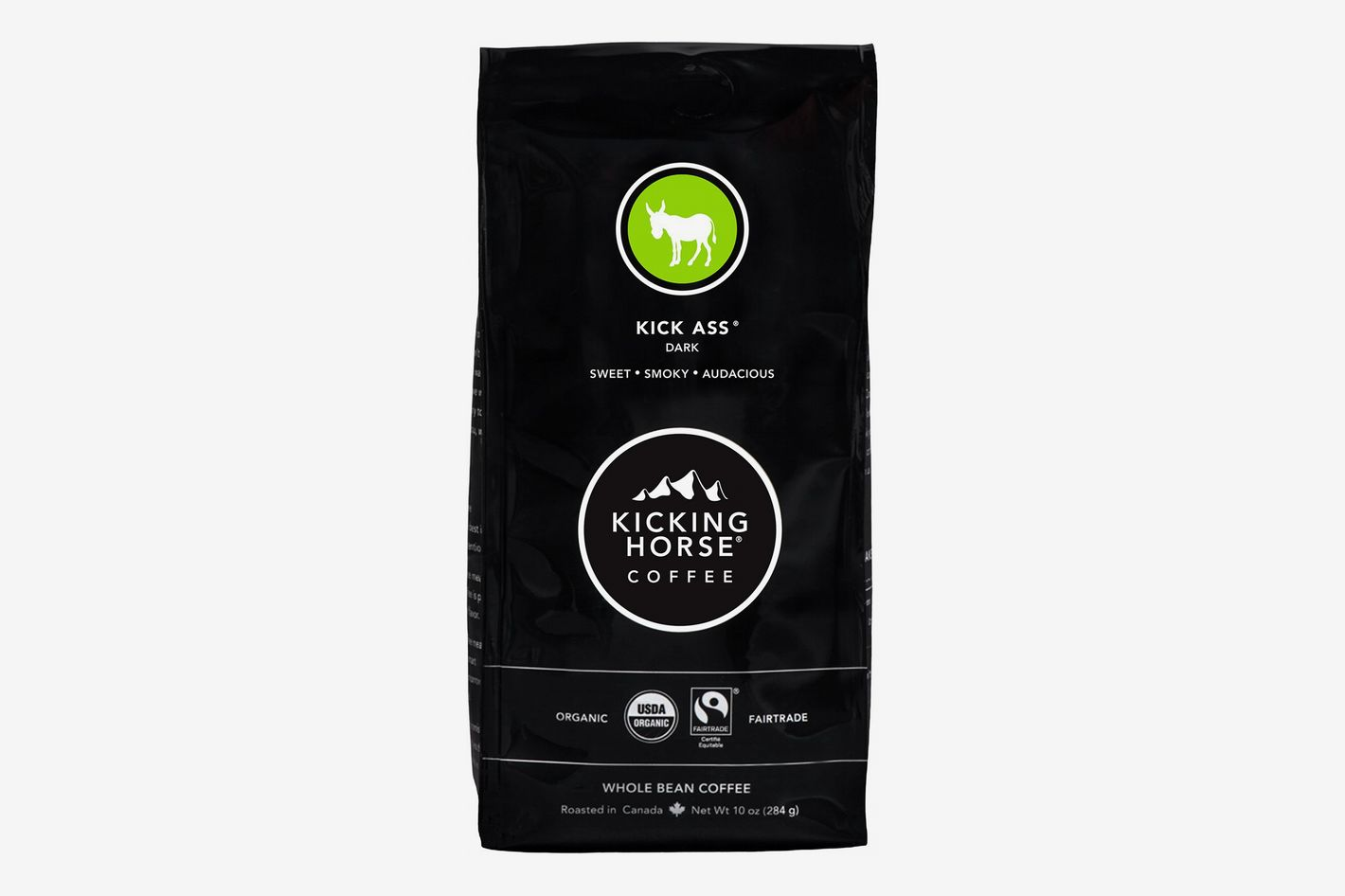 Kicking Horse Coffee, Dark Roast, Whole Bean