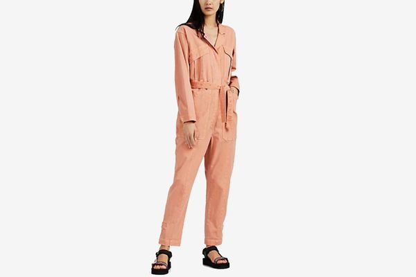 Alex Mill Expedition Belted Jumpsuit