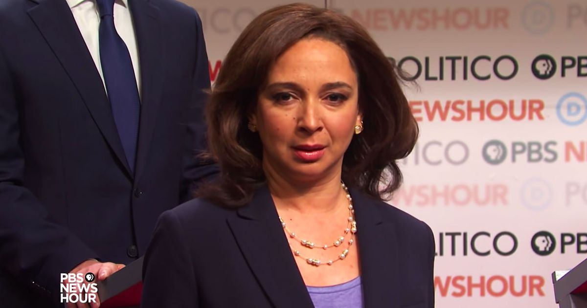 vulture.com - Megh Wright - Maya Rudolph Is Ready to Report for Duty as Kamala Harris on SNL