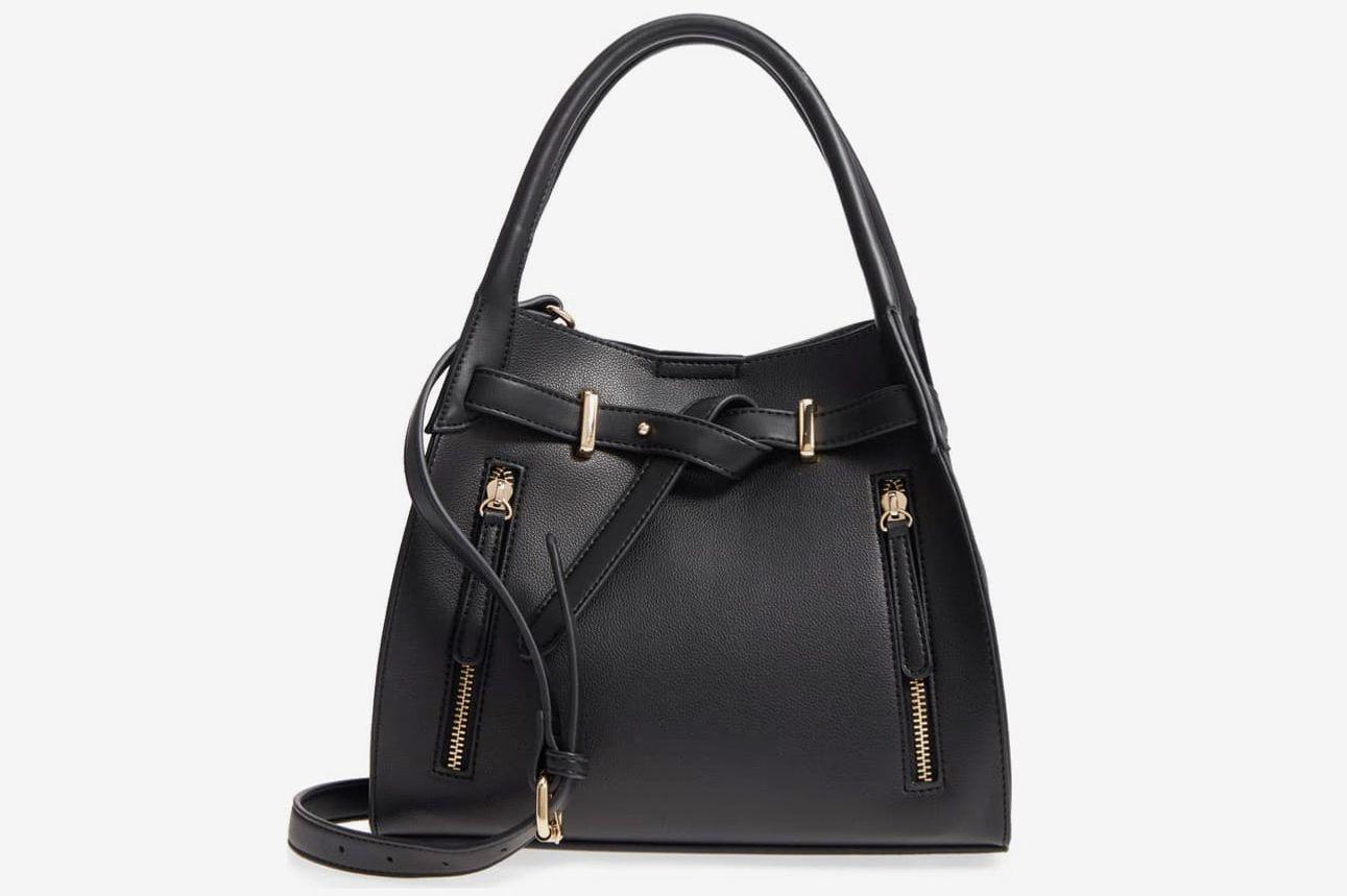 Malibu Skye Faux Leather Tote. Malibu Skye Faux Leather Tote. This bag ... 90dc2ac292bac