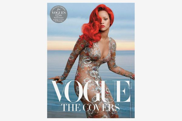 Vogue: The Covers (updated edition), by Dodie Kazanjian