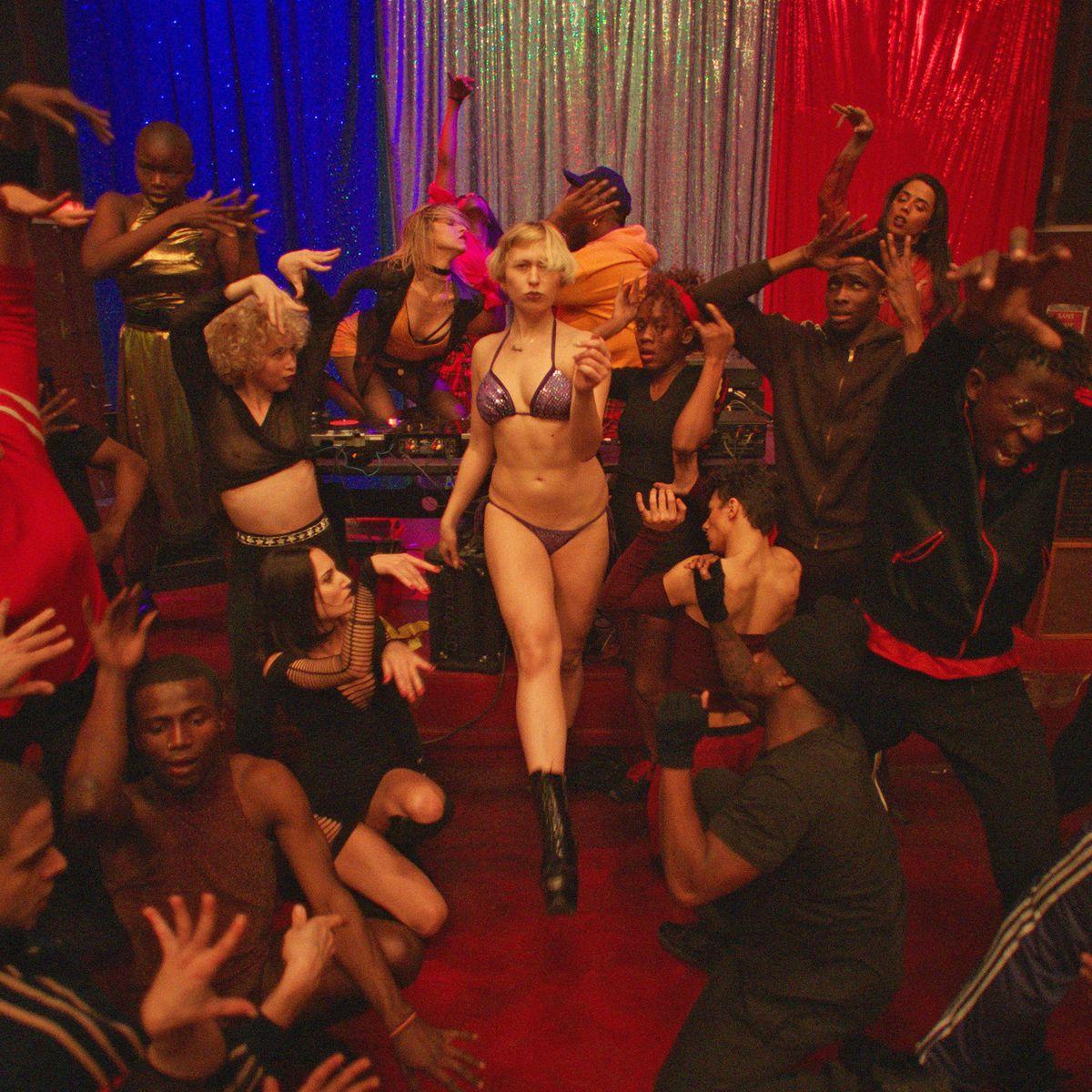 A Sex Odyssey Porn Video gaspar noé on climax, violence, santa claus, and modern porn