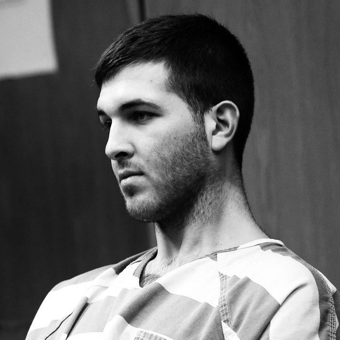 The suspect, Anthony Comello.