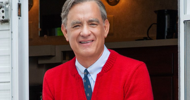 That Mr Rogers Biopic Starring Tom Hanks Has A Title
