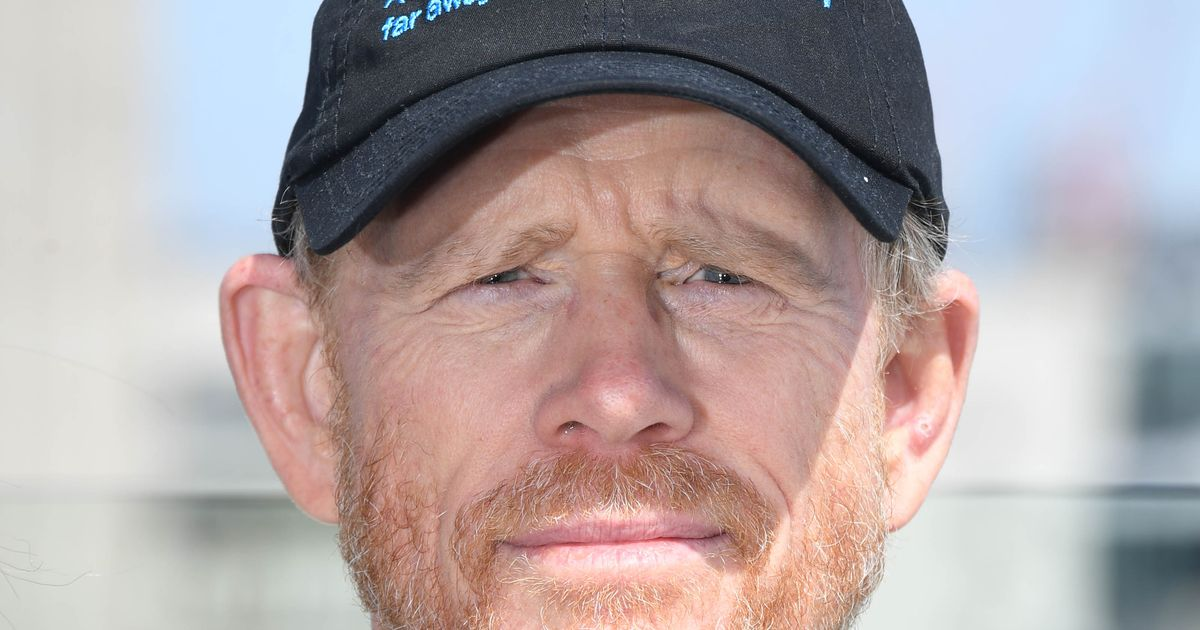 Ron Howard Is Still Looking on the Bright Side Despite a Lackluster Solo Box Office