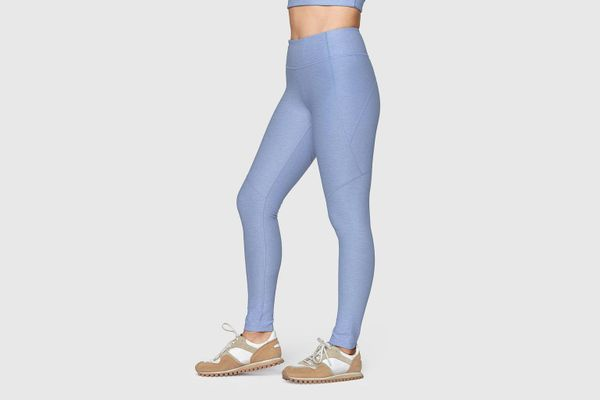 Outdoor Voices 3/4 Warmup Leggings (Lilac)
