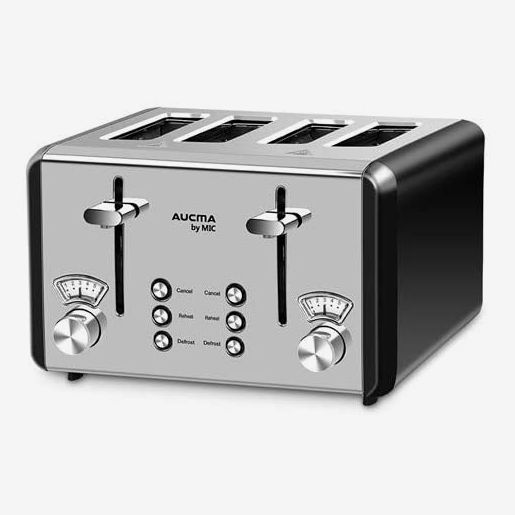 MIC Compact 4 Slice Toaster