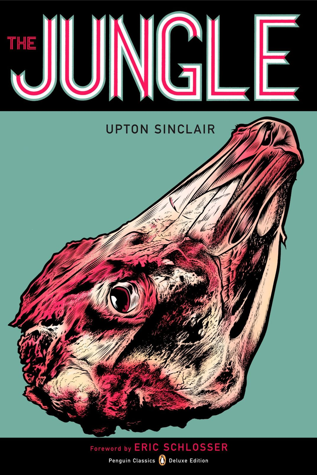 The Jungle, by Upton Sinclair