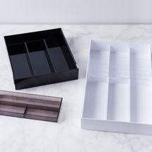 Yamazaki Home Expandable In-Drawer Utensil Organizer