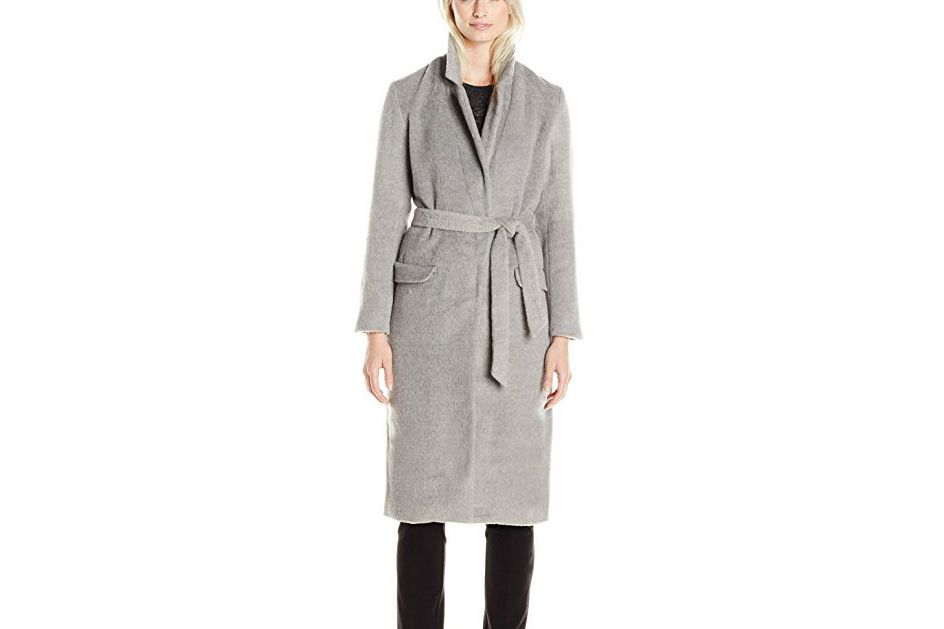 Minkpink Wrap Duster Coat