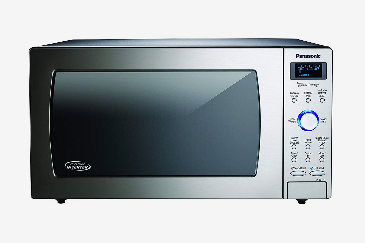 Panasonic Nn Sd775s Countertop Built In Cyclonic Wave Microwave With Inverter Technology