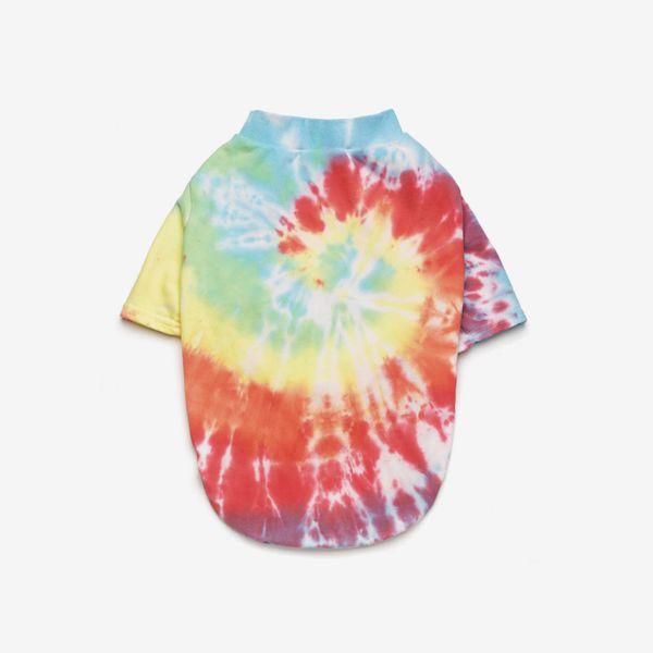 Love Thy Beast Tie Dye Tee, Rainbow