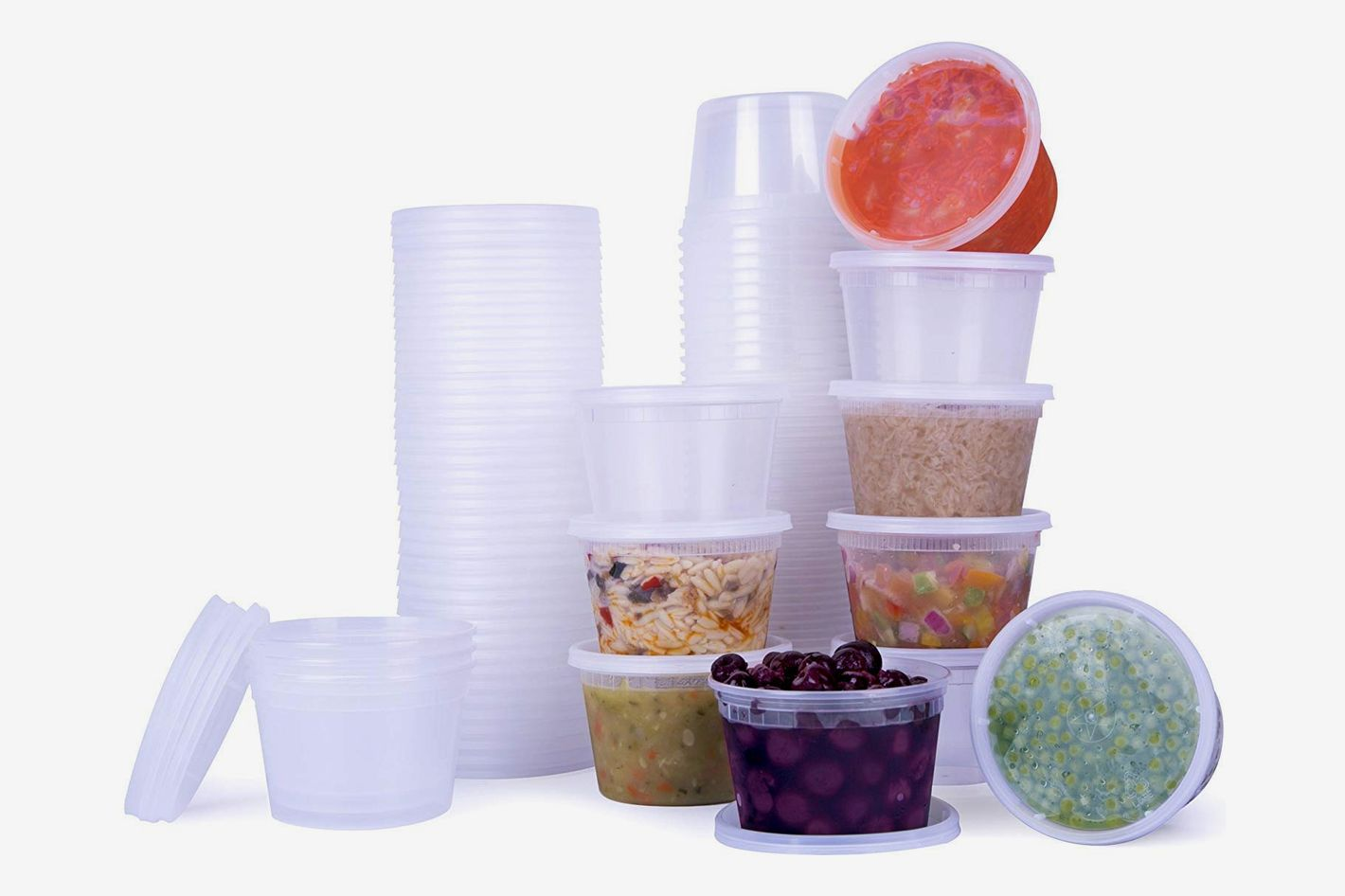 Paksh Novelty Plastic Containers