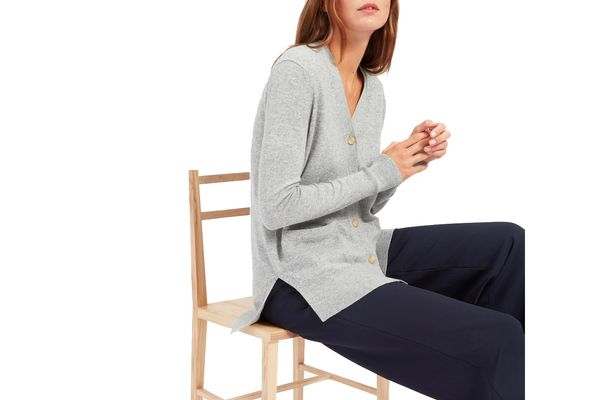 Everlane Boyfriend Cardigan