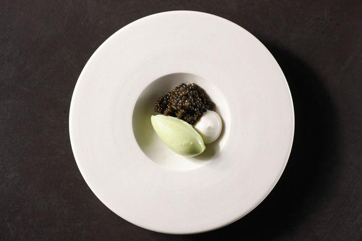 Baerii Caviar | Peas, Beer
