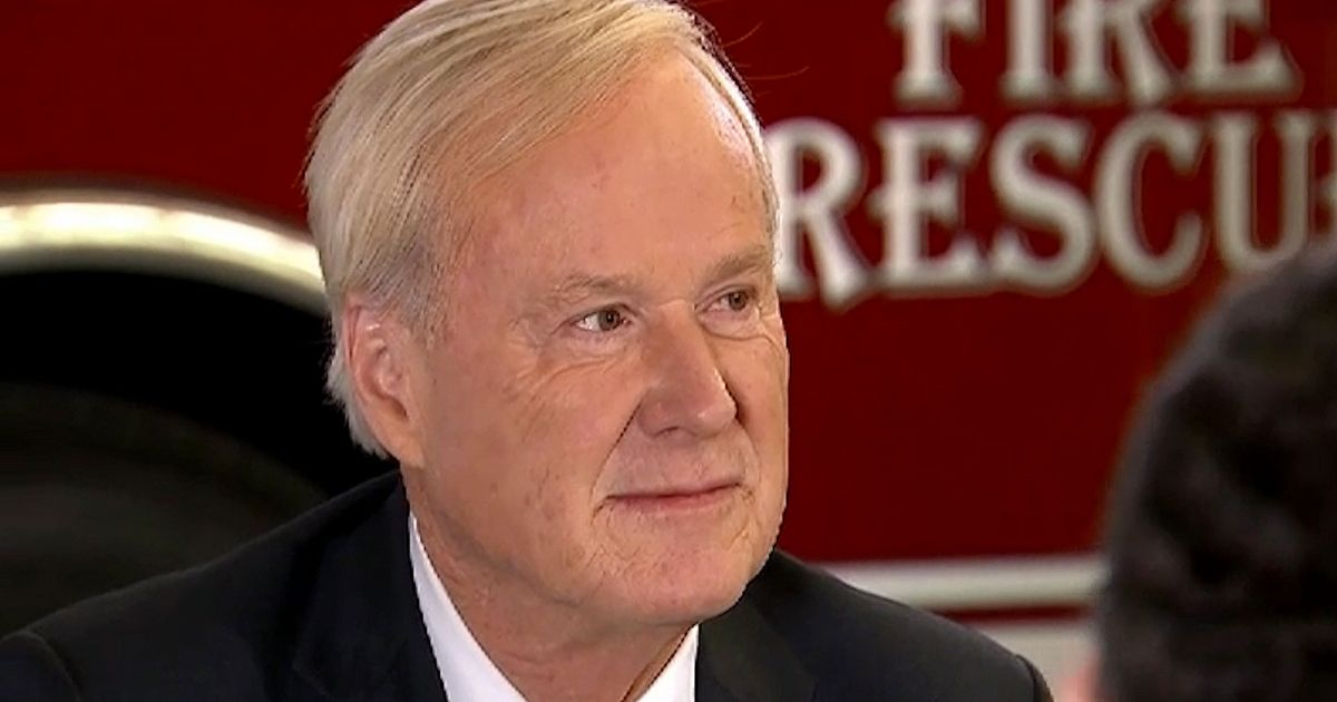 Chris Matthews Joked About 'Bill Cosby Pill' Before Interviewing Hillary Clinton