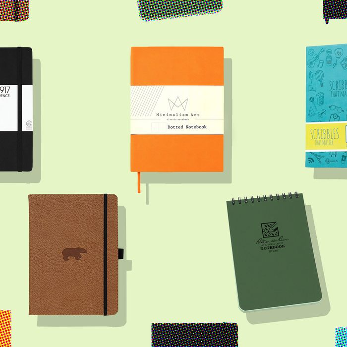 df06b3c9bae7 The 16 Best Notebooks: Lined, Grids, Dotted & More 2018