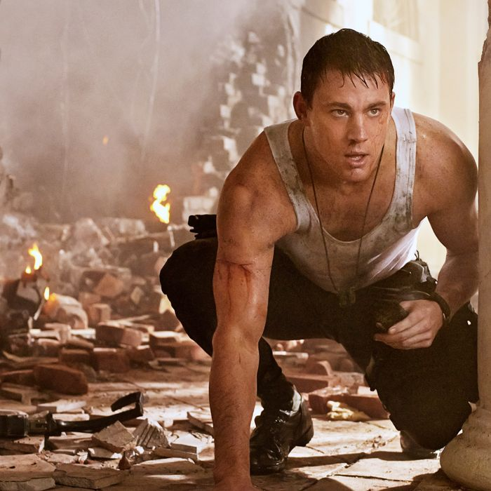 Channing Tatum stars in Columbia Pictures'