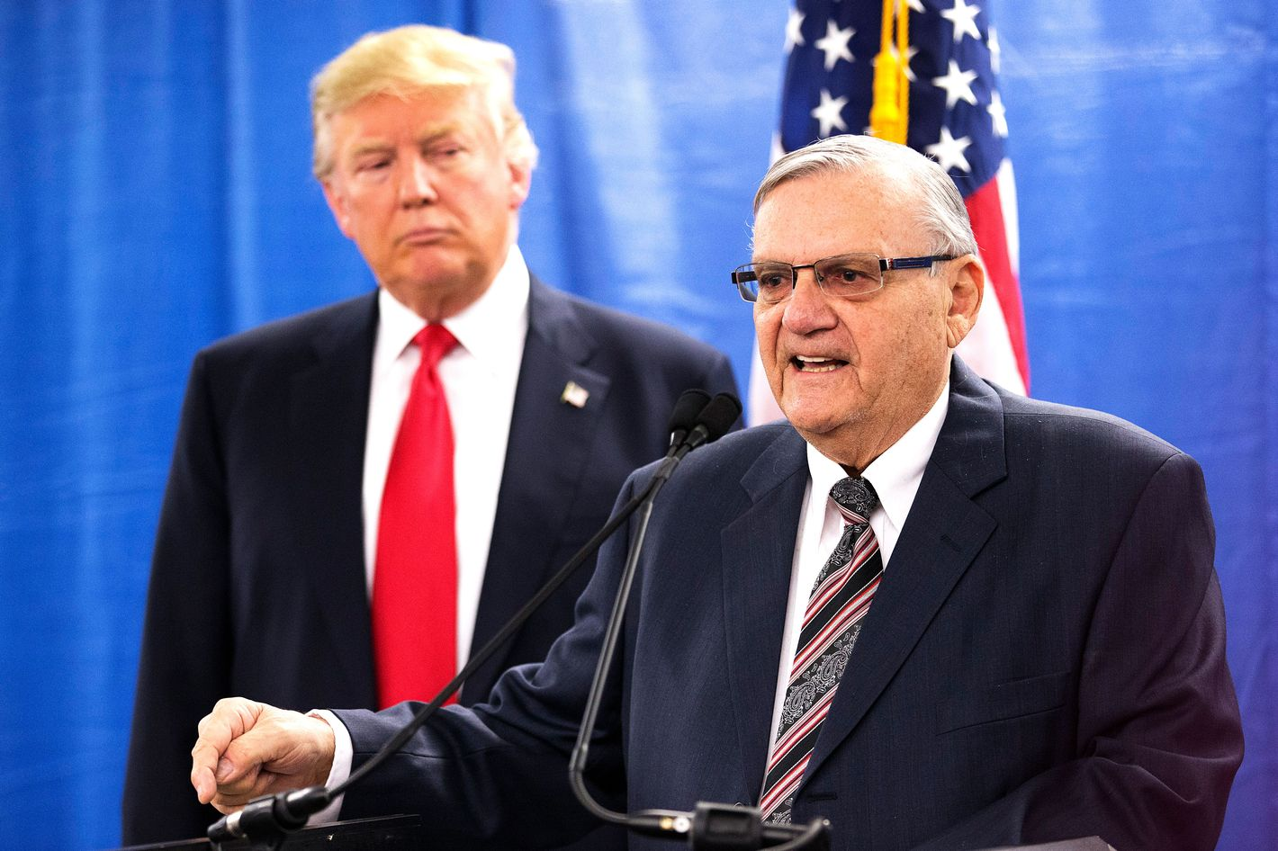 Birther friends forever why trump and joe arpaio are bffs 1betcityfo Gallery