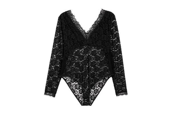 H&M+ Lace Bodysuit