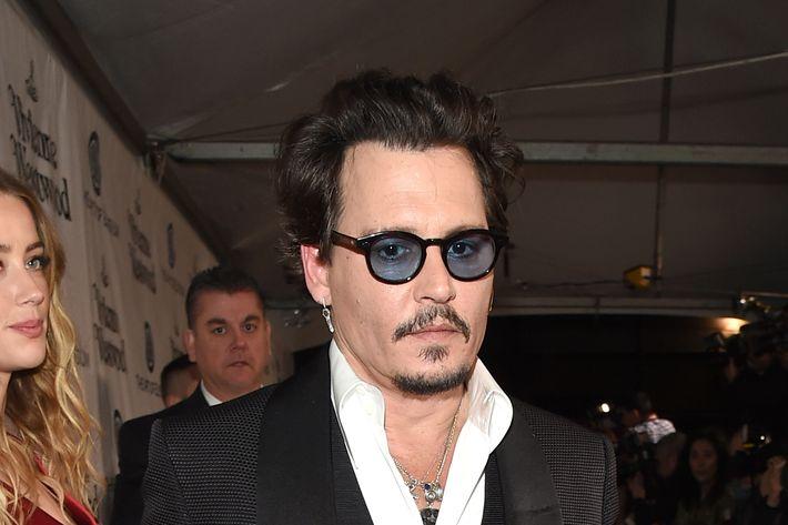 Johnny Depp. Photo: Jason Merritt/Getty Images for Art of Elysium