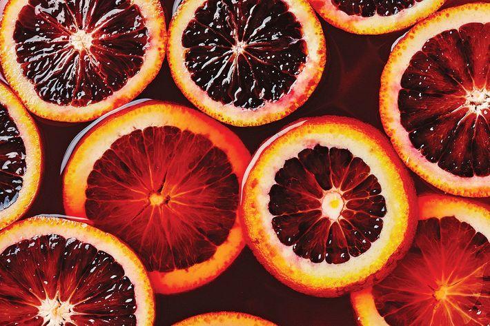 Bar Primi's Lambrusco Sangria.