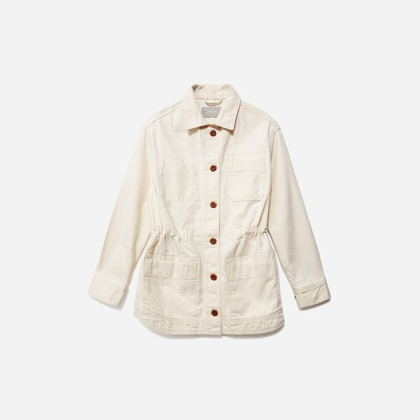 Everlane The Cinchable Chore Jacket