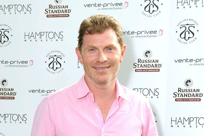 Bobby Flay may be looking to relocate the restaurant.