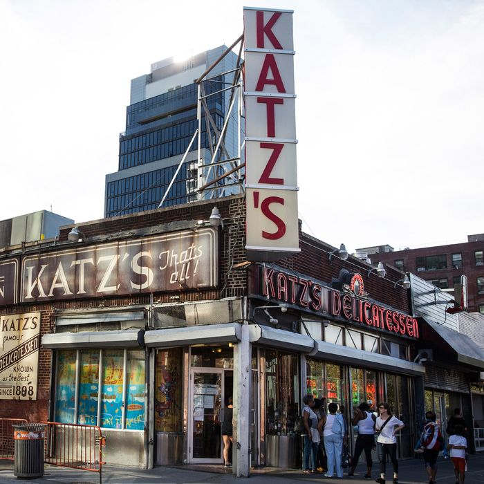 Who doesn't love Katz's?