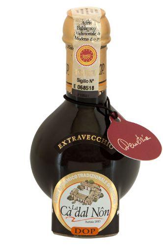 La Cà dal Non Traditional Balsamic Vinegar Demetria Extra Vecchio